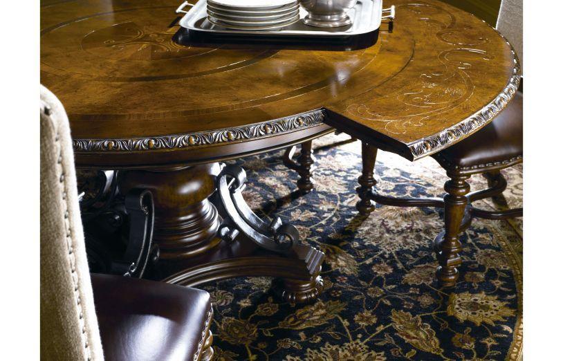 Universal Furniture Dining Room Seville Dining Table 016657