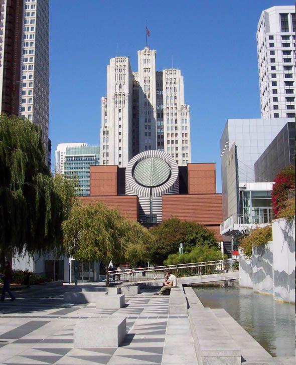 Moma Mario Botta San Francisco Museums San Francisco California