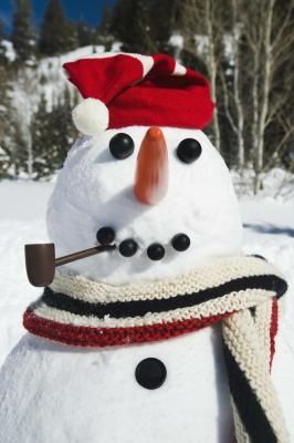 How To Make A Giant Stuffed Paper Snowman Winter Wonderland