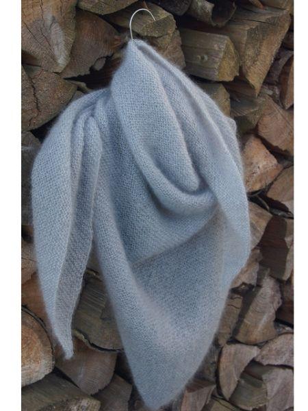 Photo of Dreieckiger Schal stricken – leicht und weich wie eine Wolke, der Himmel | Meine fabelhafte Welt