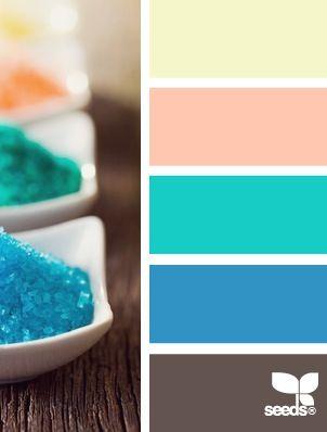 Baby Colors More Gender Neutral Color Palette Design Seeds