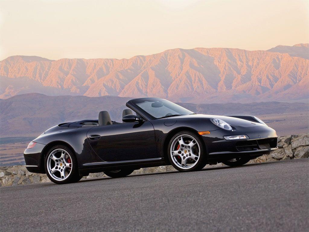 porsche 911 carrera cabriolet 2009 ujlf