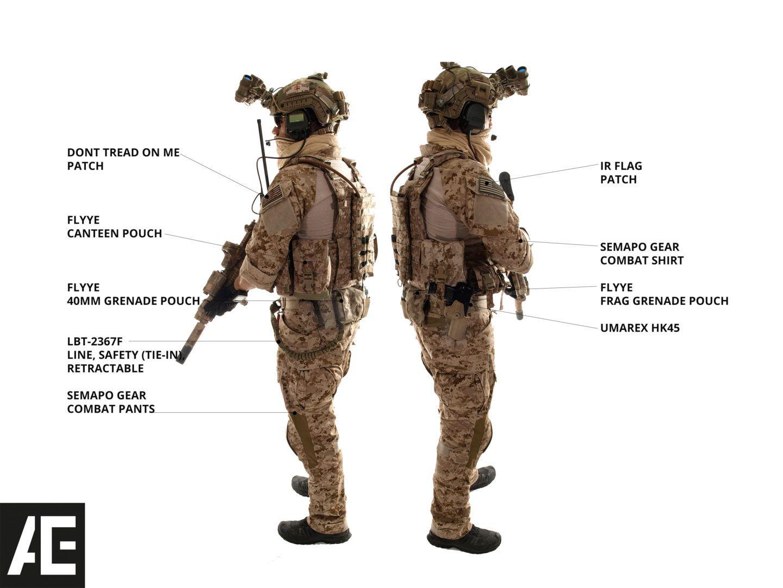 Navy Seal Gear Kitlist 2013 | military | Pinterest | Navy ...