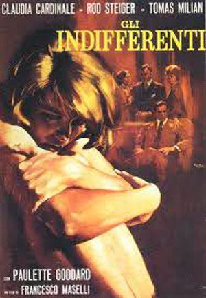 "1965-  Mejor Película: ""Gli Indifferenti"" (Los indiferentes) de Francesco Maselli                   #FilmFest #MardelPlata #MDQ #Cine"