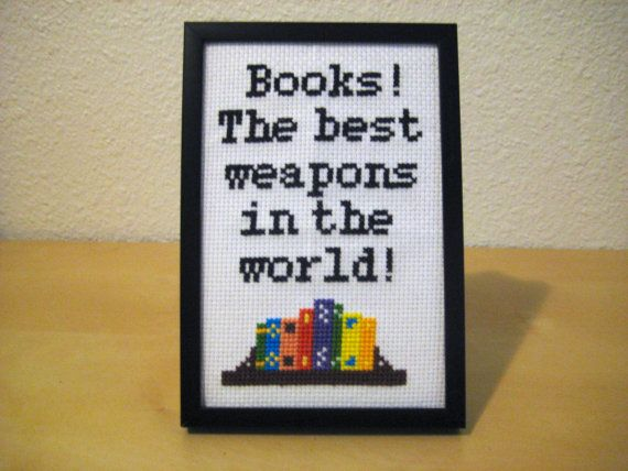 Hey, I found this really awesome Etsy listing at https://www.etsy.com/listing/179219899/cross-stitch-pattern-doctor-who-books