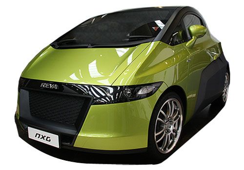 Pin On Reva Car