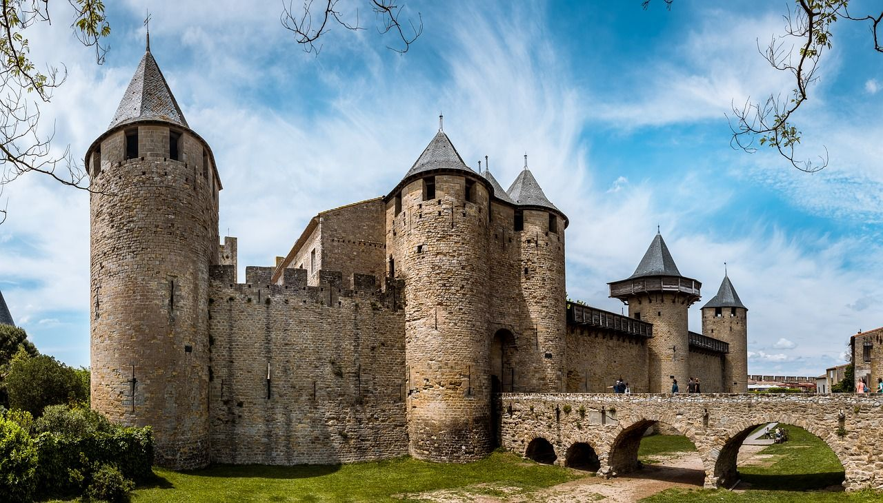what to see around carcassonne