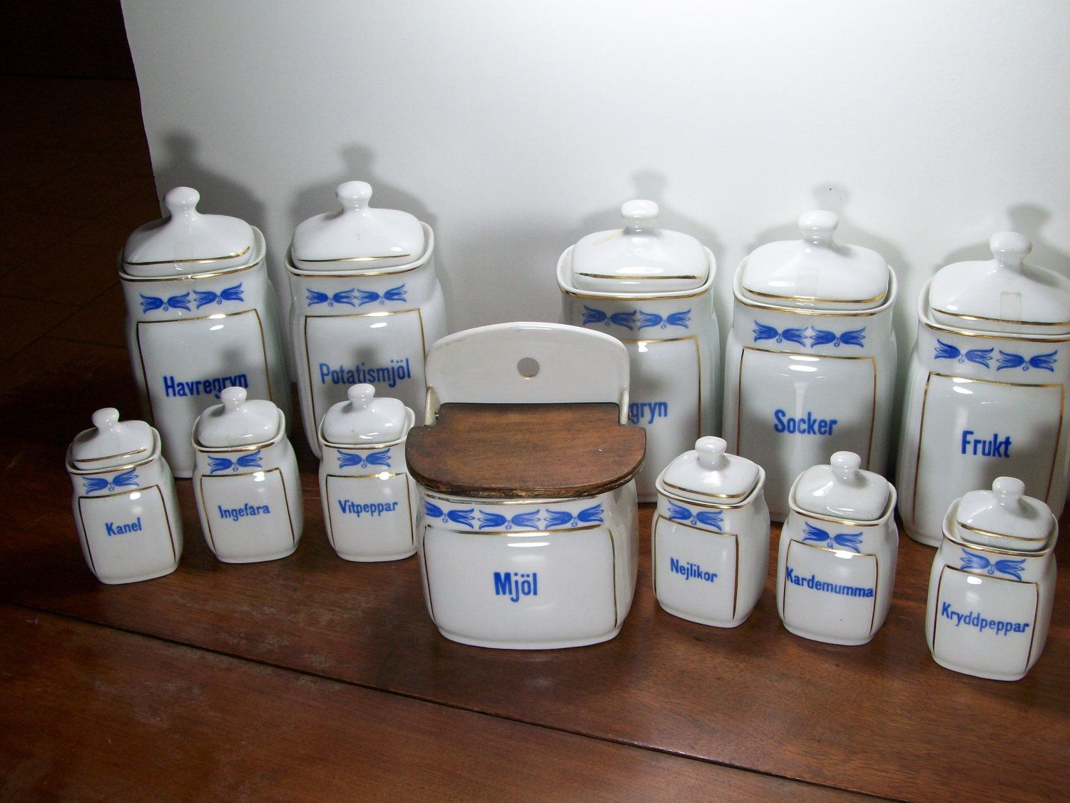 French Canisters Kitchen 17 Best Images About Vintage German French Czech Canisters On
