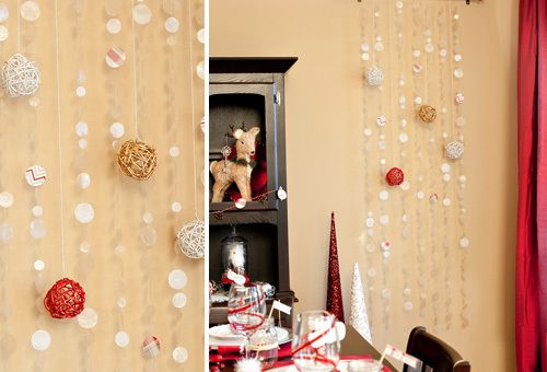 decorations Christmas Pinterest Holiday themes, Holidays and