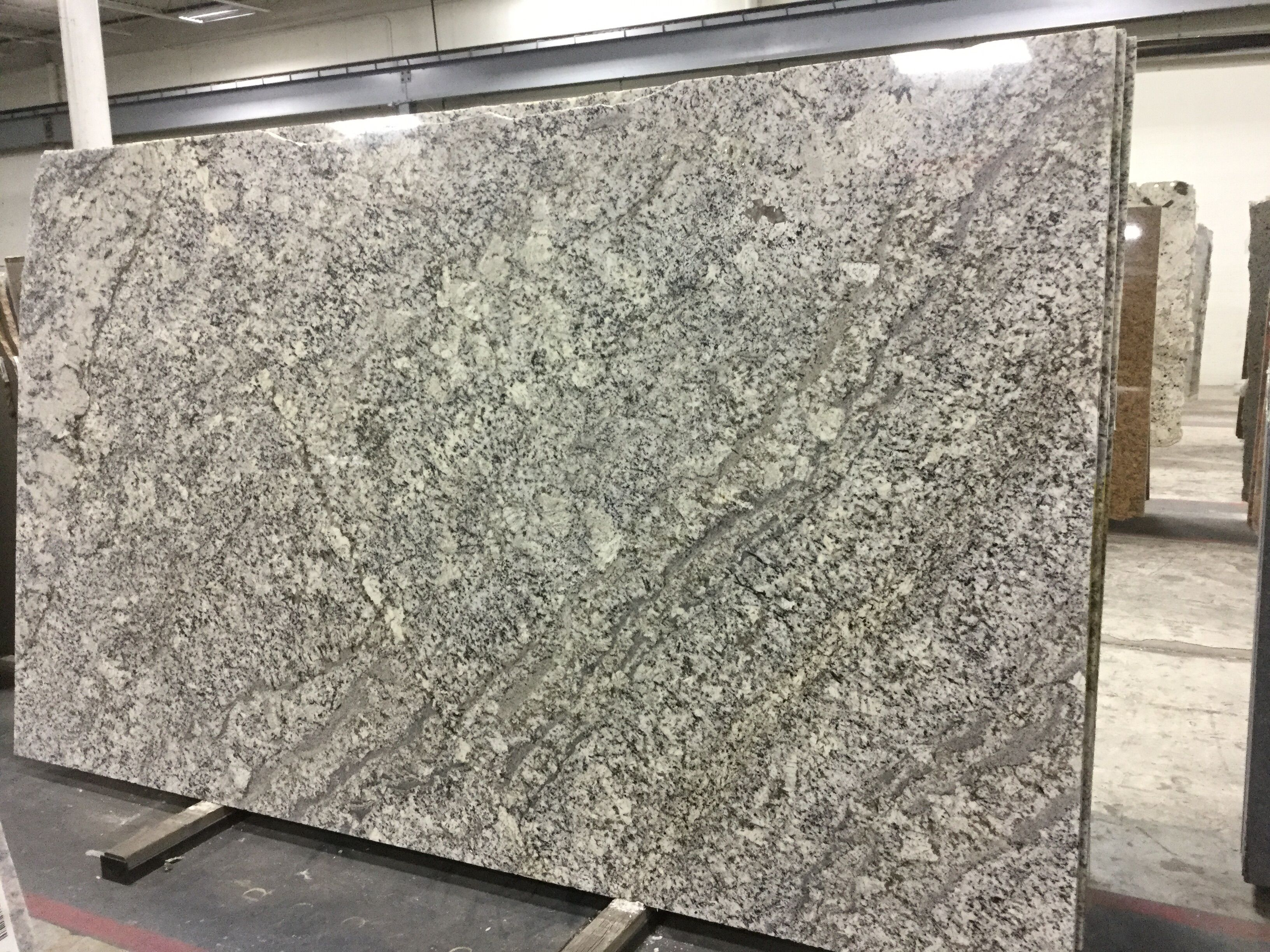 Superior Sterling Granite Slab