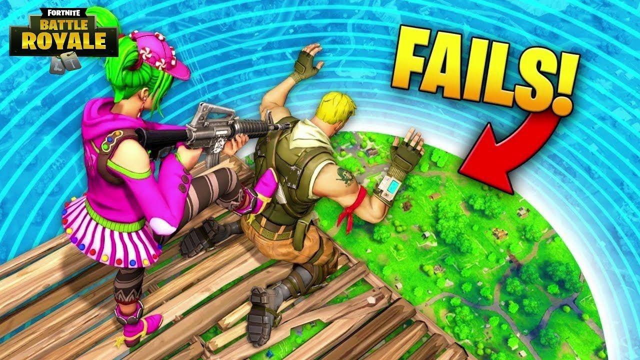 Epic & Fails Moments #2 | Fortnite Battle Royale (PS4) | Fortnite
