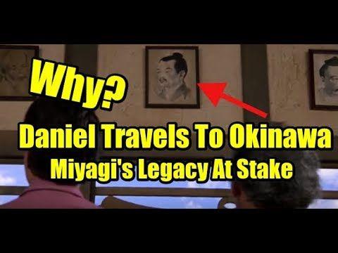 Cobra Kai Season 3 Why Daniel Travels to Okinawa Revealed ...