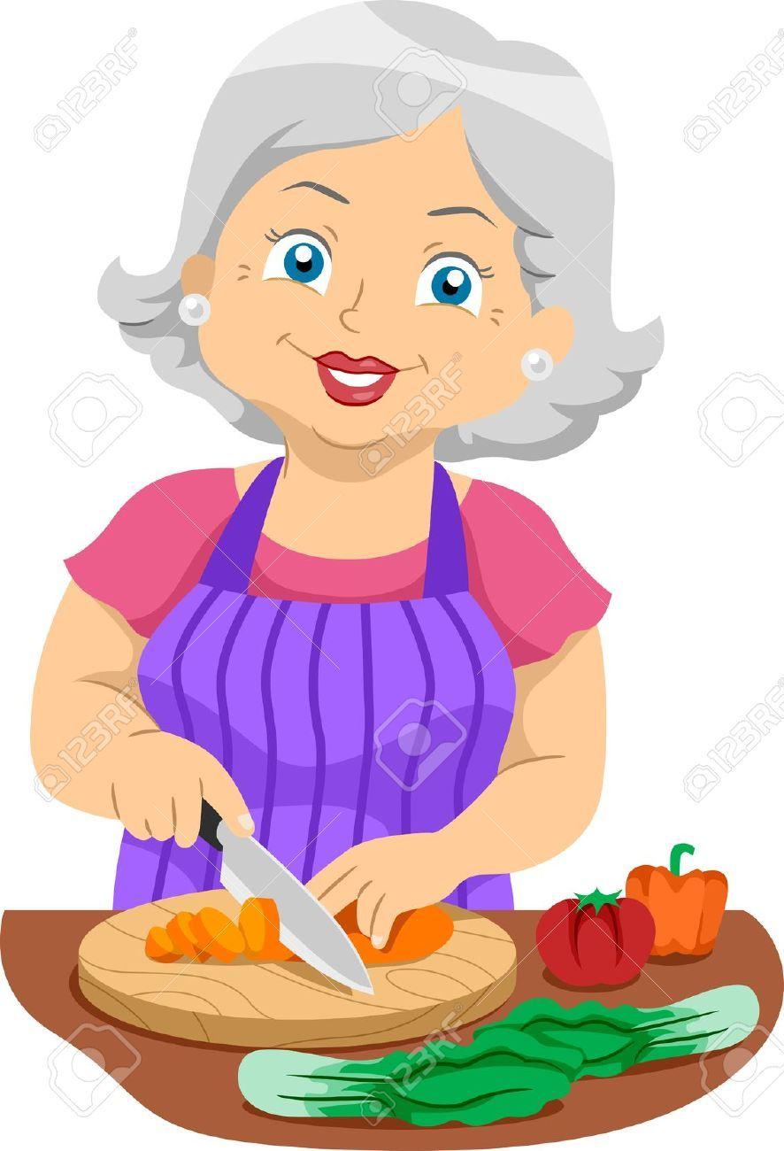Cooking Cartoon Stock Photos Pictures