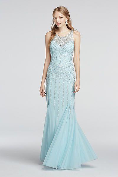 Prom dress neckline styles images