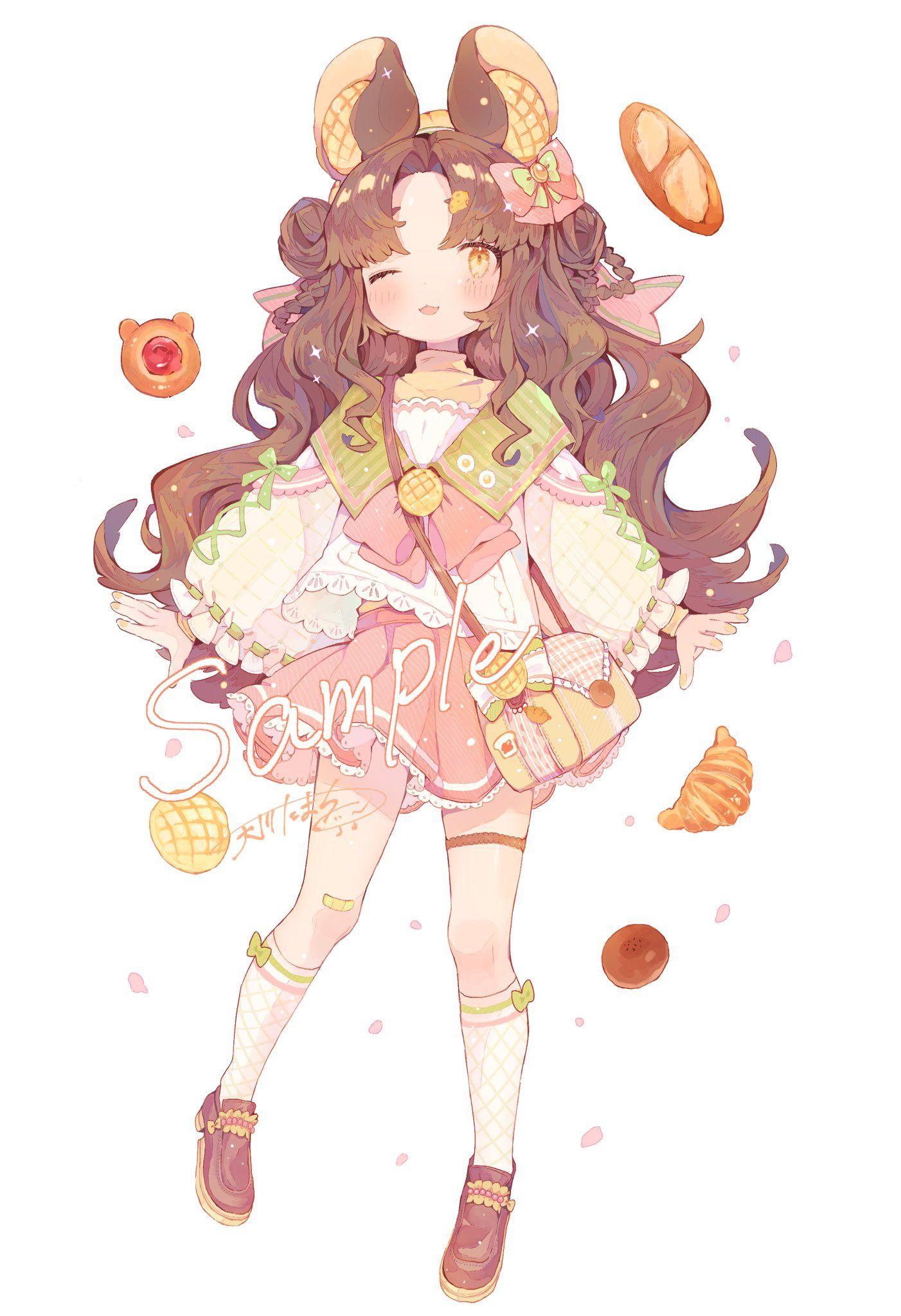 Anime by Xuânˆˆ on Beautiful fanart Anime ⚈ ̫ ⚈ in 2020