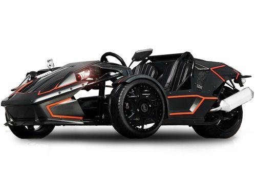 aufgebaut ztr 250cc roadster 4v trike 4 gang. Black Bedroom Furniture Sets. Home Design Ideas