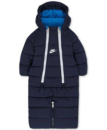c95e3a0f0 Nike Baby Boys' or Baby Girls' Hooded Convertible Puffer Snowsuit |  macys.com