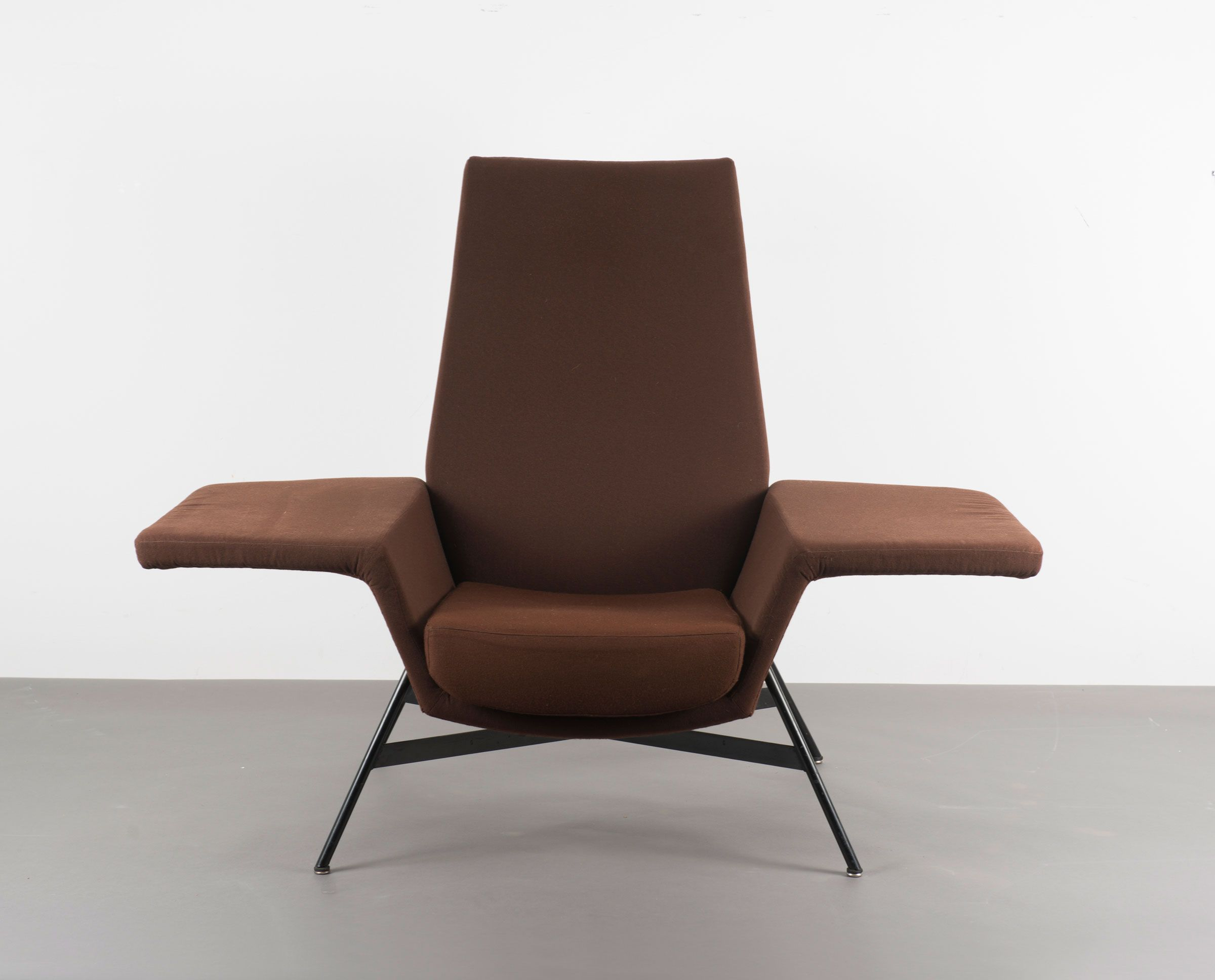 Walter Knoll Herrenberg Los 119c277 - Armlehnsessel, 1961 Kolb, Otto Knoll, Walter, Herrenberg -> Auktion 119c - Text: Deutsche Version | Design, Jugendstil, Art Deco