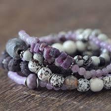 stone bracelets - Google Search
