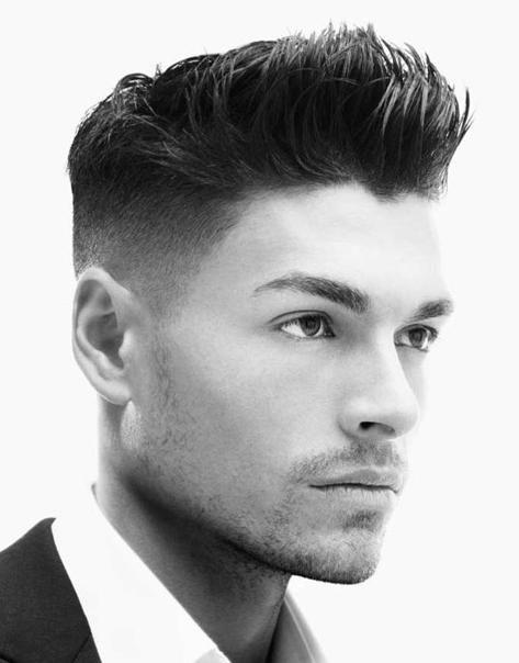ya sabemos desde hace tiempo que los cortes de pelo y peinados para hombres pueden ser tanto o ms variados que los que suelen llevar las mujeres - Peinados Tupe Hombre