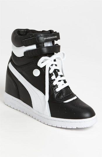 4b6761704c00 PUMA by MIHARAYASUHIRO  My 66  Wedge Sneaker (Women) available at  Nordstrom