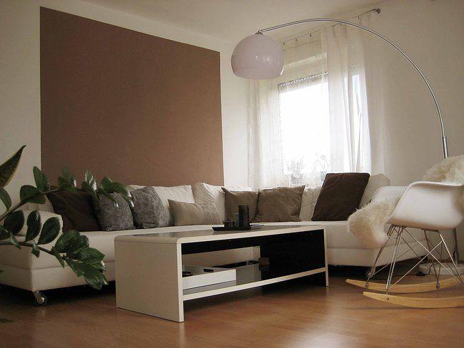 Wohnzimmer In Braun Und Creme Wohnzimmer Raume Bilder Und Ideen