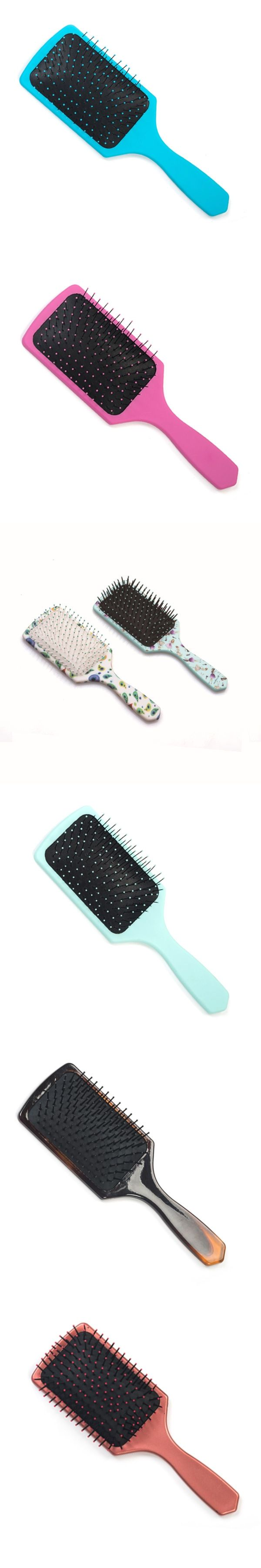 Hair Extension Loop Brushhair Comb For Tangled Hair Wig Care Comb