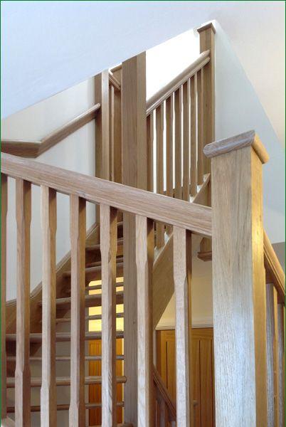 Best Knaphill Open Riser Staircase A Lovely Open Riser Double 400 x 300