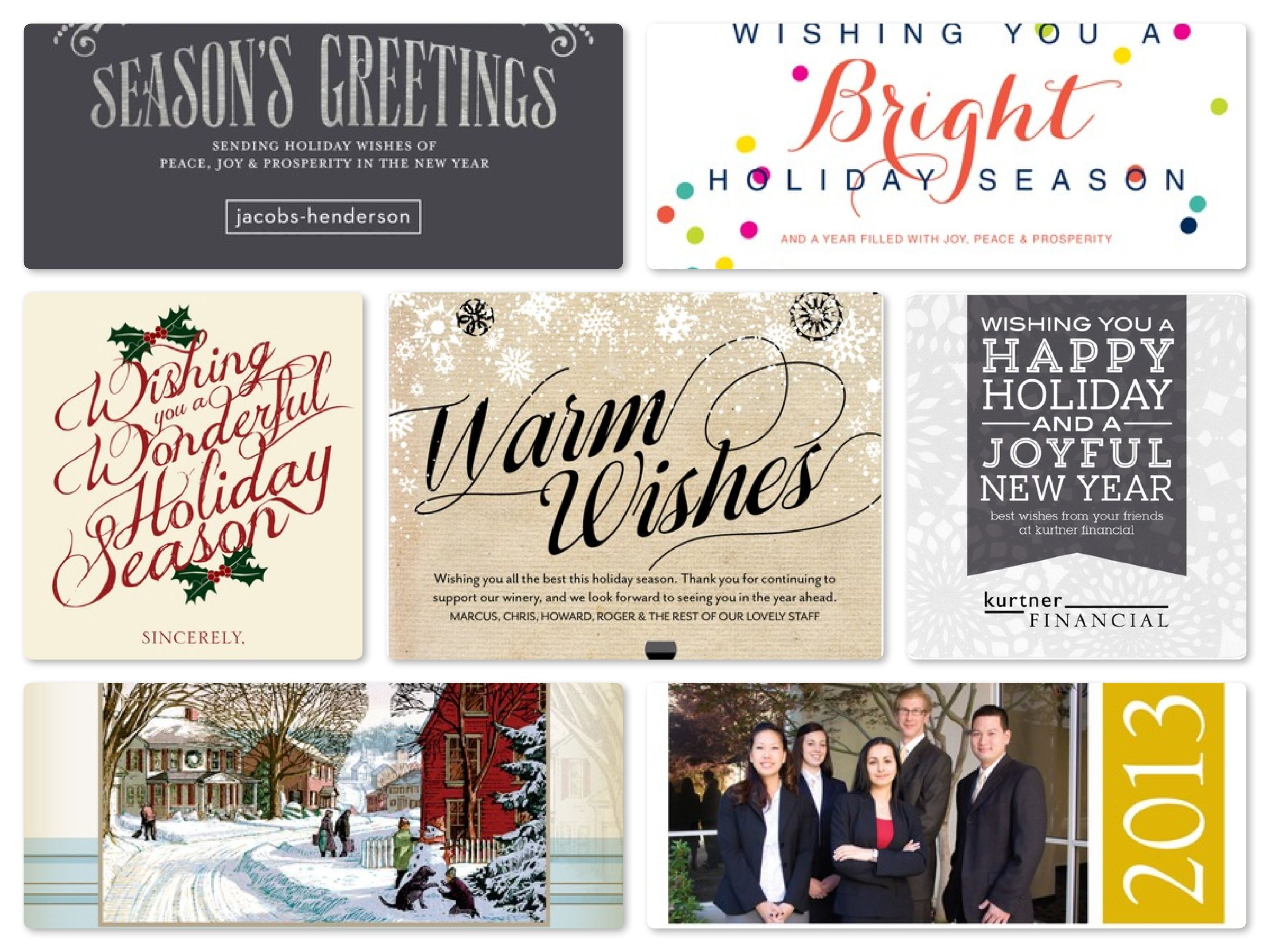 best realtor holiday cards real estate christmas cards
