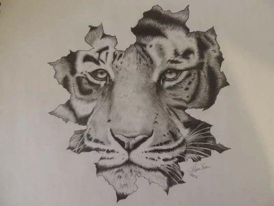 dibujos de animales geniales  Buscar con Google  tatoo