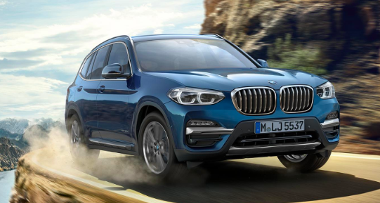 BMW launches the Petrol variant of its X3 SUV Bmw, Bmw