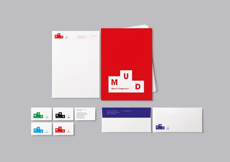 Cliente: MUD. Murcia Deportes.  #podium #logo #logotype #symbol #icon #identity #branding #graphicdesign #sublima_studio #murcia #laus #awards @adgfad @ayuntamientomurcia