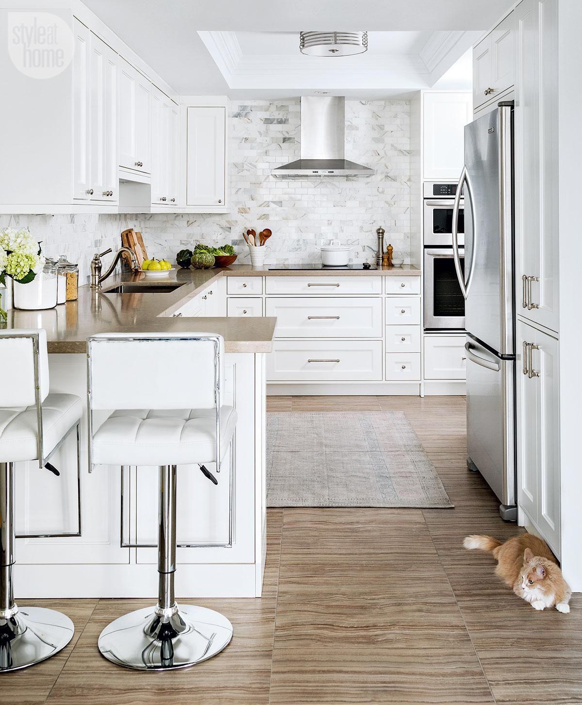 Condo Kitchen Renovation Ideas: Kitchen Renovation: Functional And Contemporary