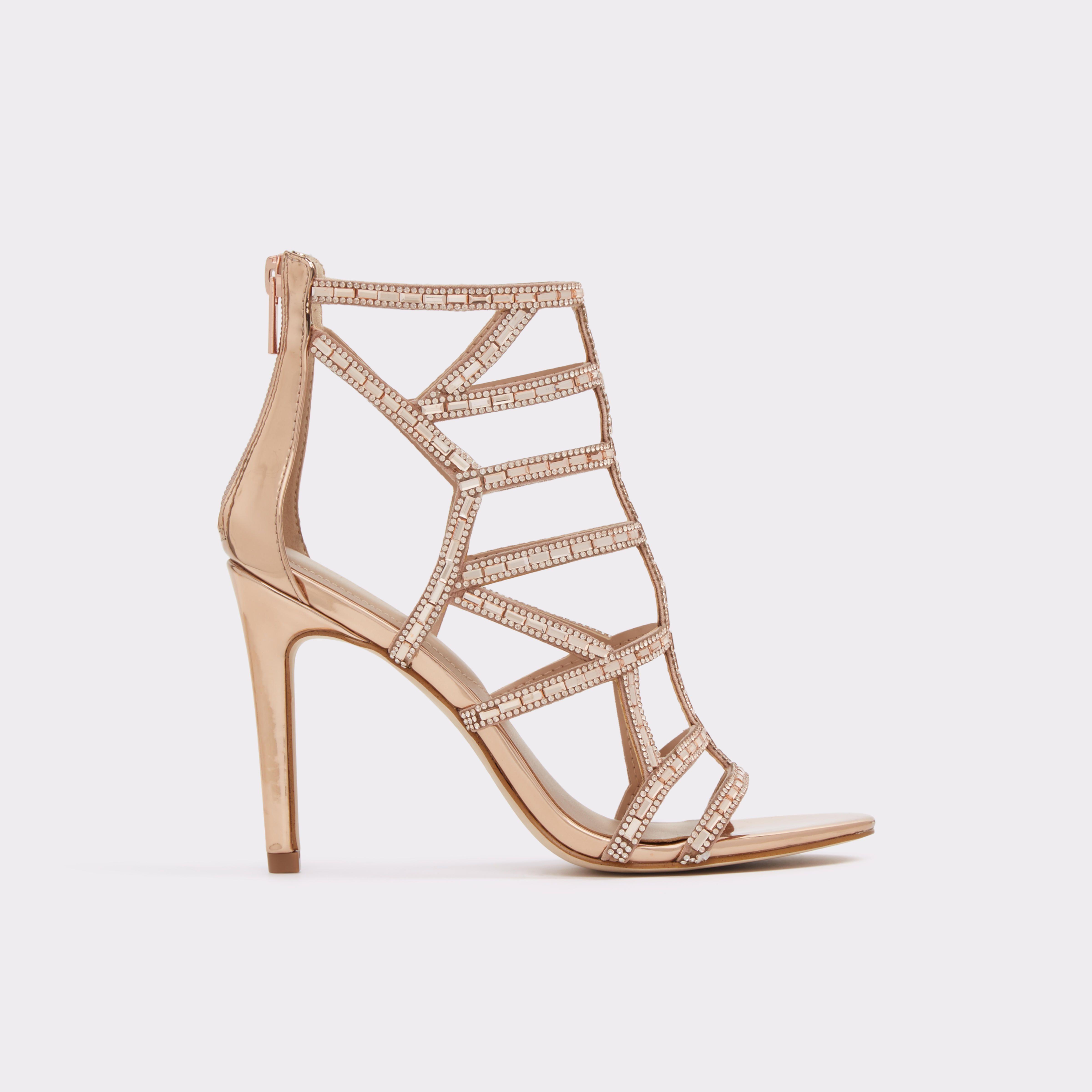 82a634388d0 Norta  Metallic Misc. Women s Open-toe heels