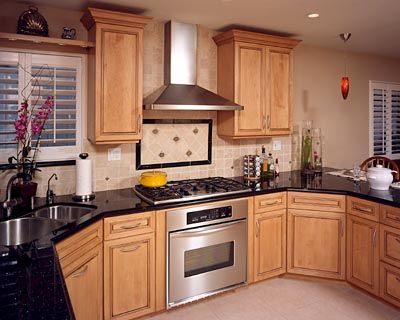 Reposteros de cocinas modernas en melamina for Comprar gabinetes de cocina