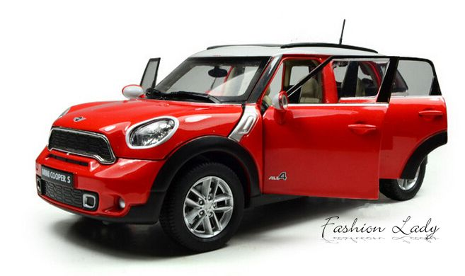 124 mini cooper diecast on sale