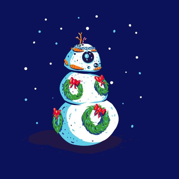 The Force Is About To Awaken So Gear Up For Movie Night At The Neatoshop Star Wars Christmas Star Wars Art Star Wars Wallpaper