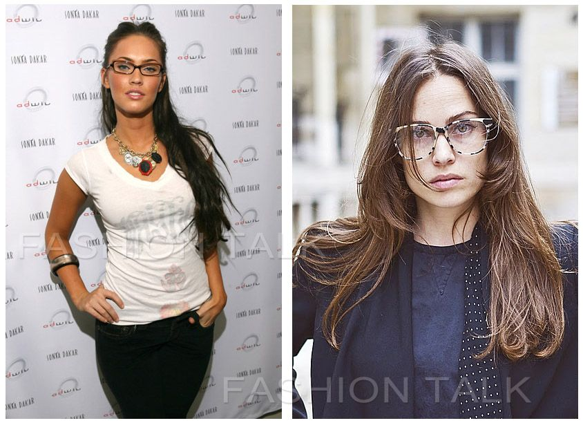 These ladies know how to style themselves with geek-chic glasses to match their style, and dont they look fab! (Fashion Talk | Geek Glasses - A hot Fashion Accessories) get some geek-chic glasses your self at www.oscarwylee.com.au