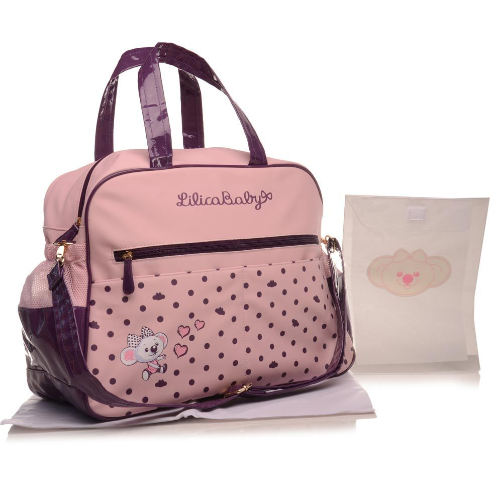 bolsa maternidade lilica ripilica - Pesquisa Google   moda baby ... 4dbd83e70d