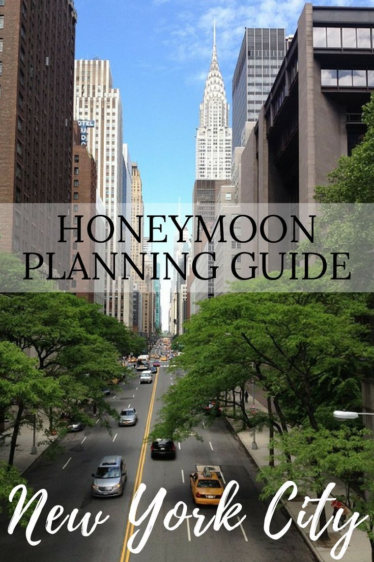 Honeymoon Guide For New York City Travelogue Beach