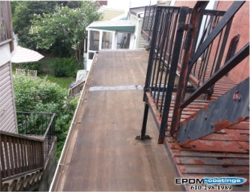 Epdm Coatings Liquid Epdm Rubber Roof Coatings For Roof Leaks Only Liquid Epdm In The World Rubber Roof Coating Leaking Roof Roof Coating