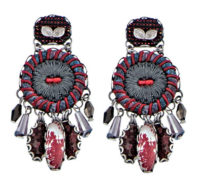 Magic Wind Valley Earrings | Ayala Bar Hip Collection – Winter 2015/16