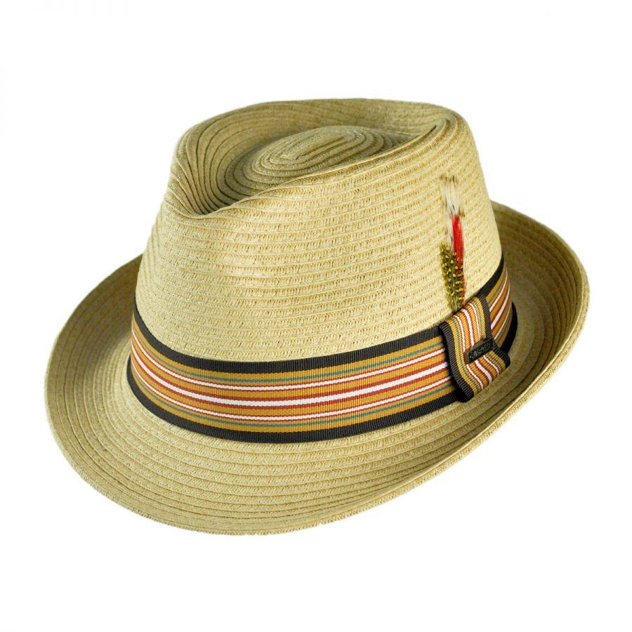 bf464ecc1 Ridley Toyo Straw Trilby Fedora Hat | Clothing | Jaxon hats, Straw ...