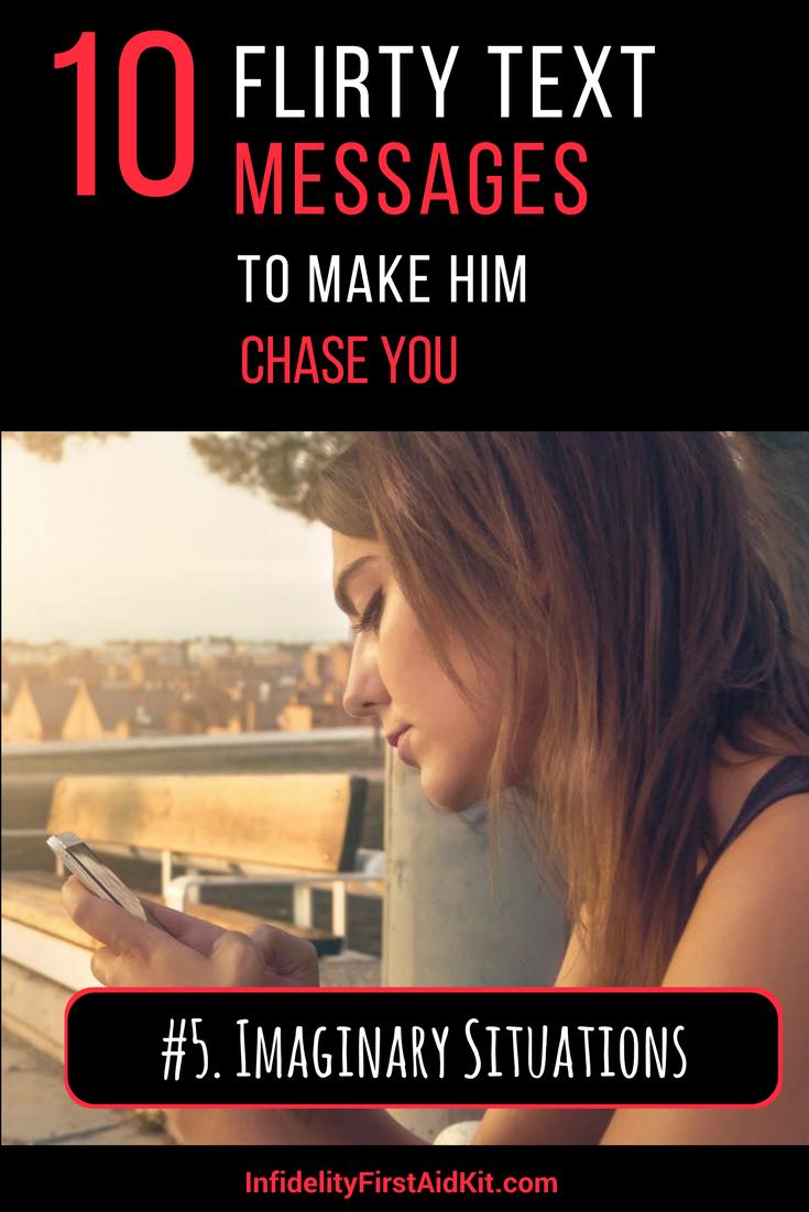 Flirt chase dating advice