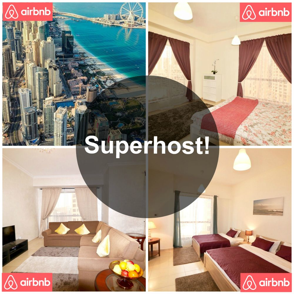 Holiday (Short-term) Rentals: Apartments In Dubai (UAE