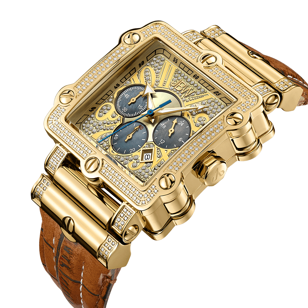 Phantom Jb 6215 238 A With Images Gold Diamond Watches