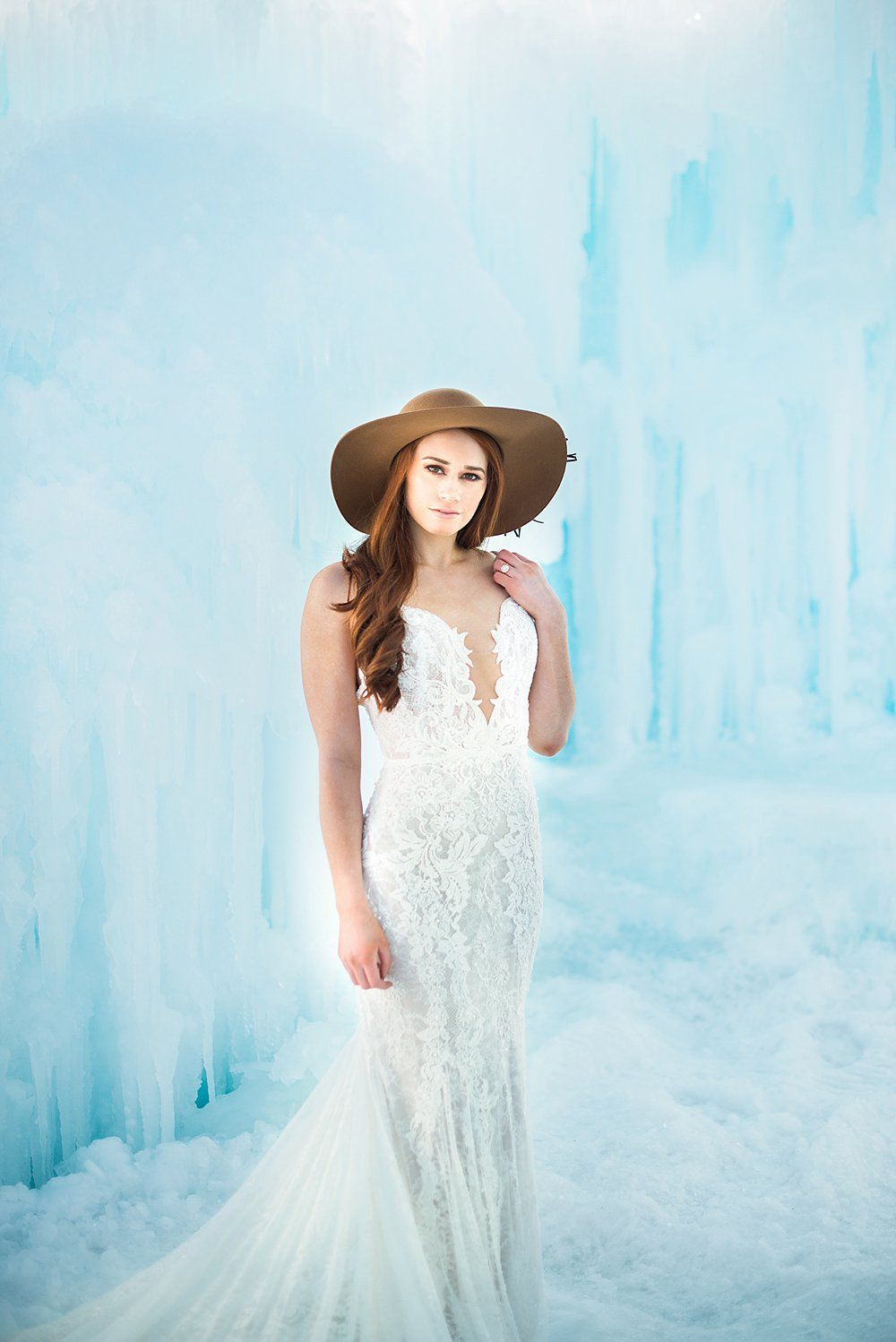 Teal and white wedding dresses  Vintage Fire and Ice Wedding Inspiration  A PRINCESS INSPIRED BLOG