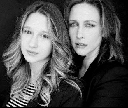 Taissa Farmiga with her older sister Vera Farmiga | Vera farmiga ...