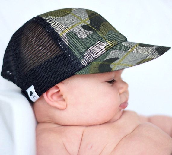 1fc87219 Toddler Trucker Hat / Snapback / CAMO by GeorgeHats on Etsy | new ...
