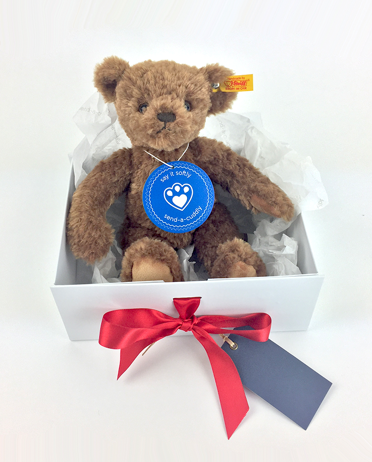 My Bearly Teddy Bear by Steiff | Teddy bear gifts, Teddy